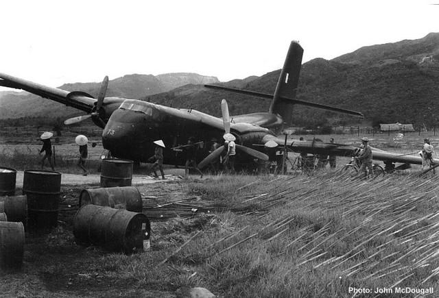 Caribou A4-173- South Vietnam