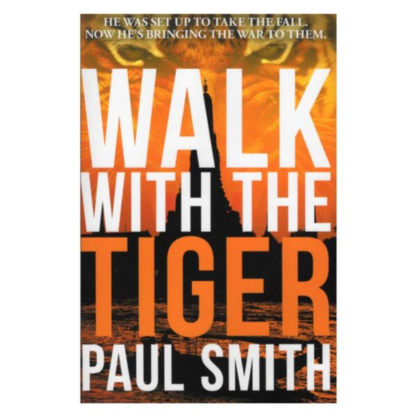 Walk With The Tiger - Book $25ea. Includes Postage