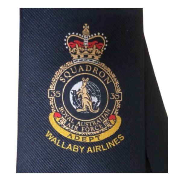 Official Wallaby Airlines Neck Tie $27.50 ea. Includes Postage
