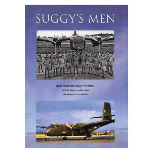 Suggy's Men - Book $35ea. Includes Postage